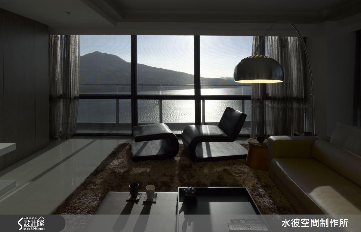 109坪的淡水觀景大宅  在窗前寫下光影之詩