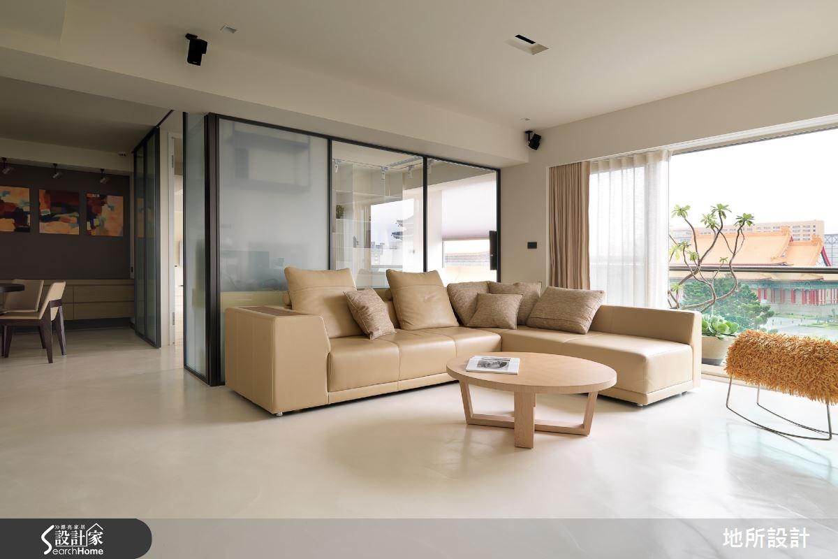 45 坪老屋變現代風好宅  極簡白傳遞家的溫度