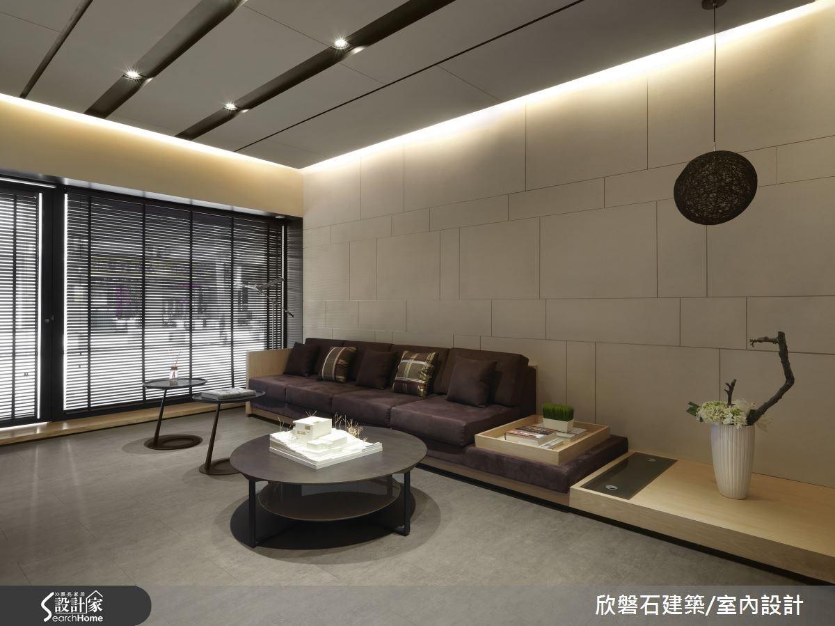25 坪設計辦公空間 由內到外的時尚大器風範