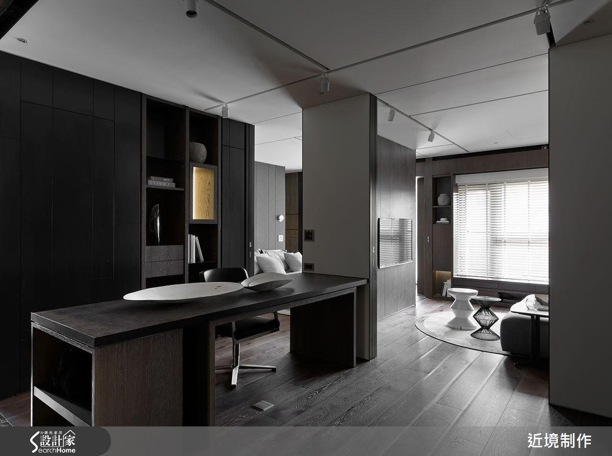讓空間更多可能性 二十坪空間中不同的生活方式