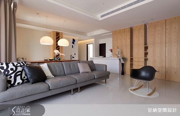 療癒現代風正當道!純淨潔白的空間讓生活好放鬆