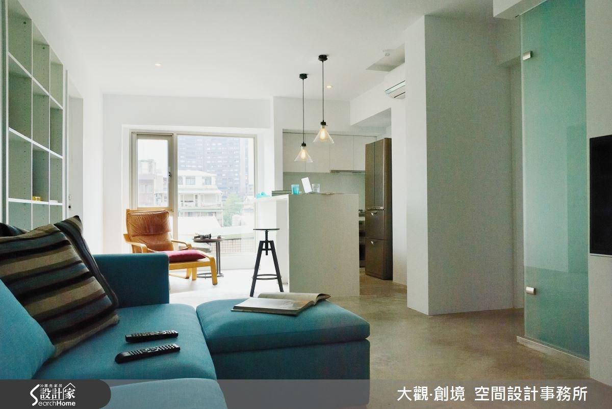 輕時尚的空間設計!就是要讓家變得超有型