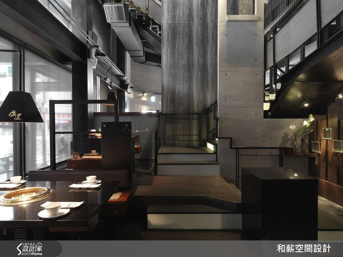 嚴選美味與視覺盛宴 混搭日式禪風的餐飲新格局
