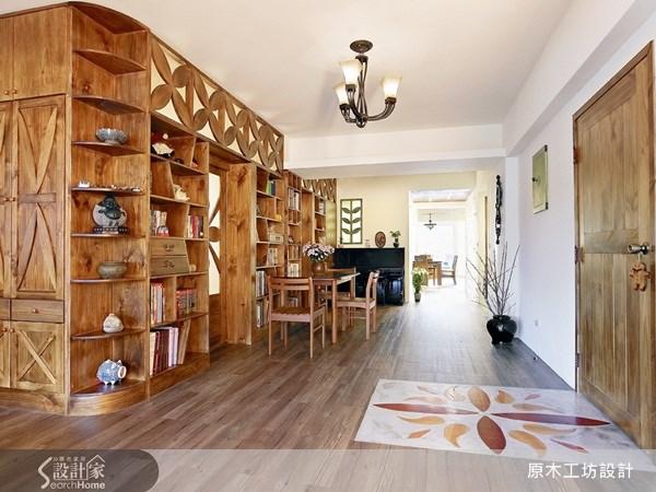 自然綠景x 原木感居宅 在家就像在度假別墅