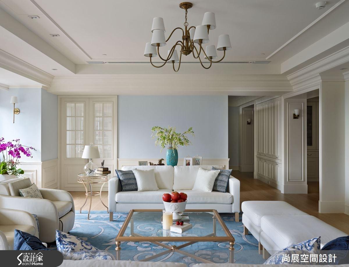 擁抱你的退休好生活!就在 110 坪漢普敦美式別墅