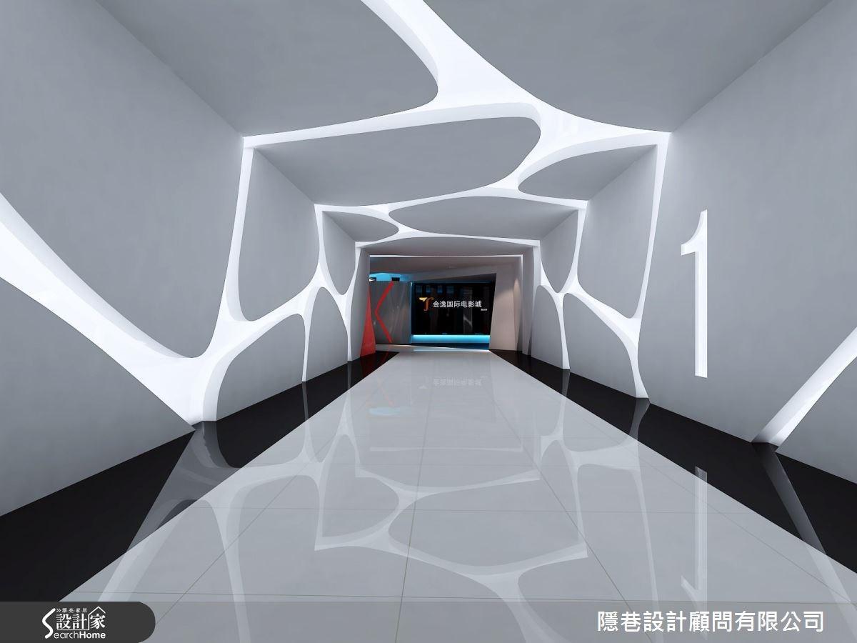 星際效應再擴大!用變形金剛概念打造的科幻影院
