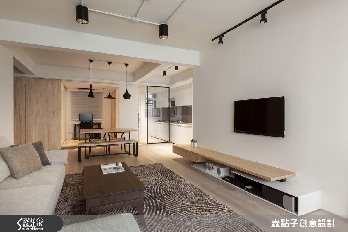 輕盈美學打造空氣感居家,構築一室的清爽活力!