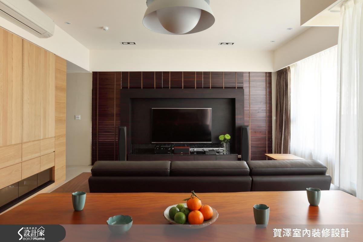 屋主好信任的裝修方案  35 坪現代宅設計一次到位