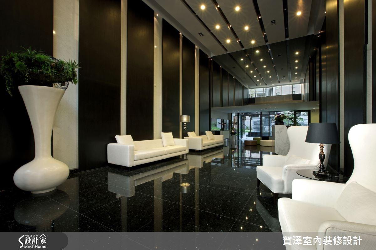 走進都會大樓Lobby  體驗低調奢華的現代風尚