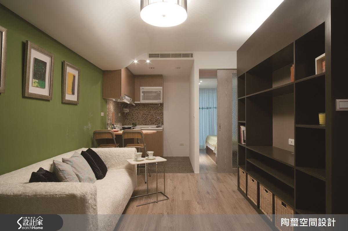 小資女專屬 9.9 坪甜美窩,打造 2 房 1 廳+更衣室不是夢!