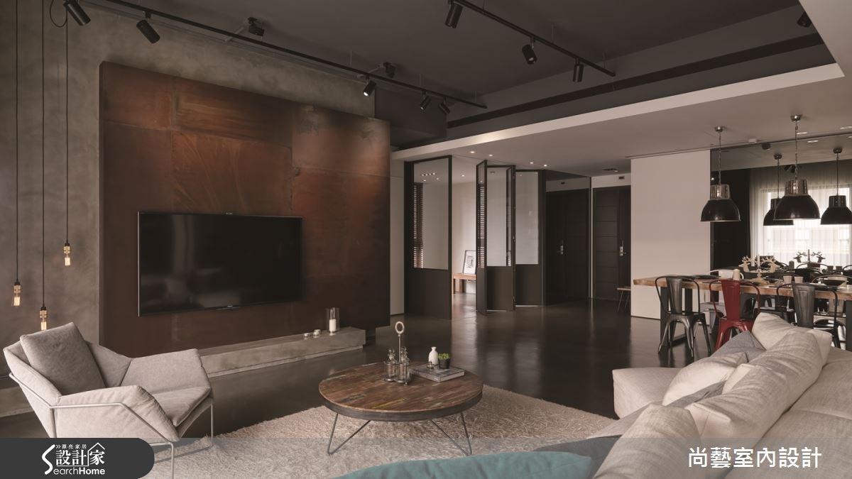 讓空間感瞬間加倍!快來造訪超質感 Loft 單身公寓