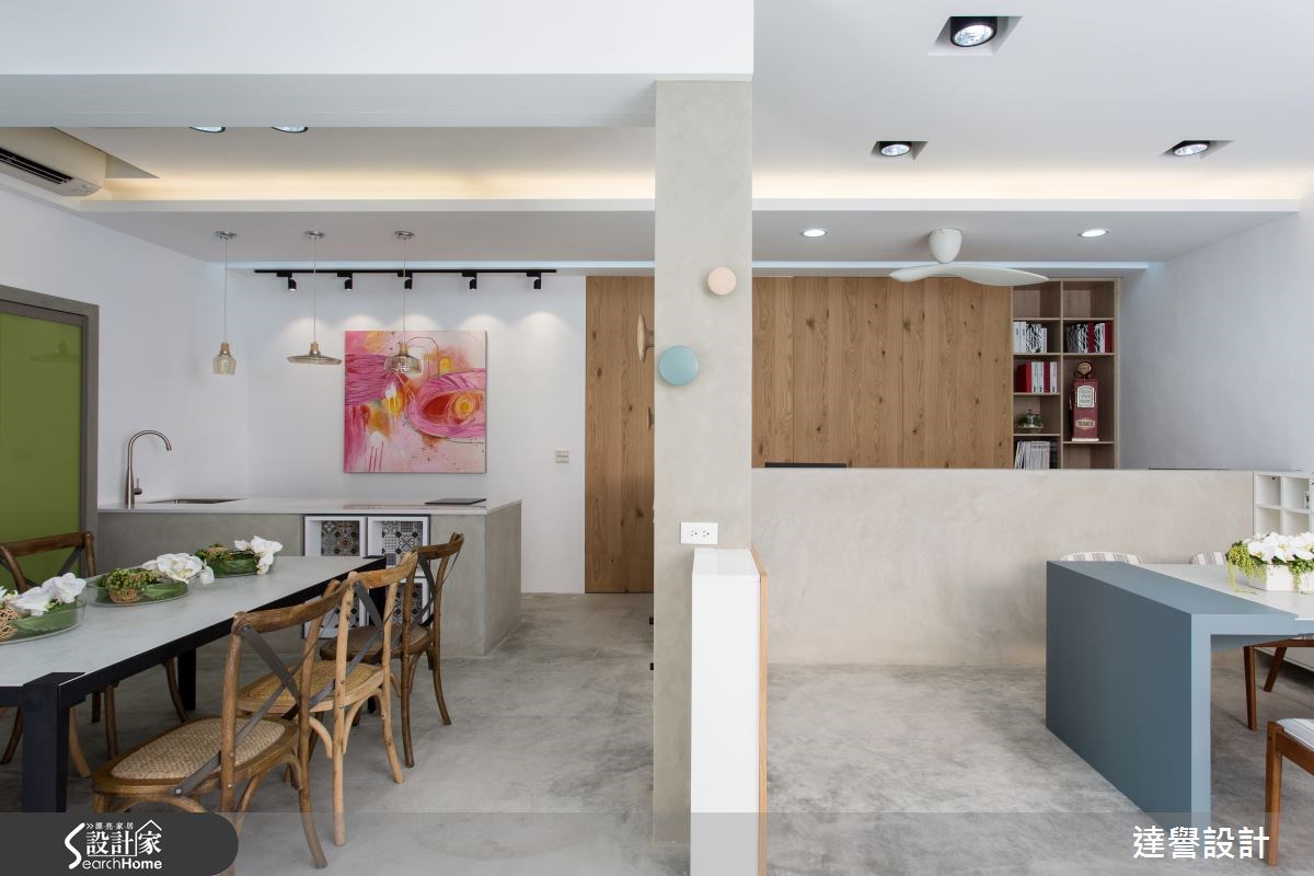 空間裝修怎麼辦?不如就把設計師的辦公室搬回家