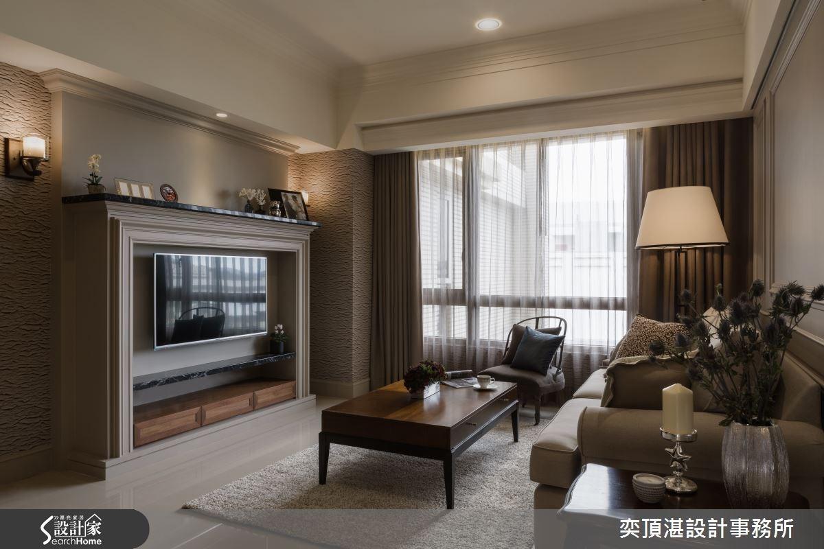 35 坪經典美式新婚宅 打造一輩子適用的甜蜜承諾