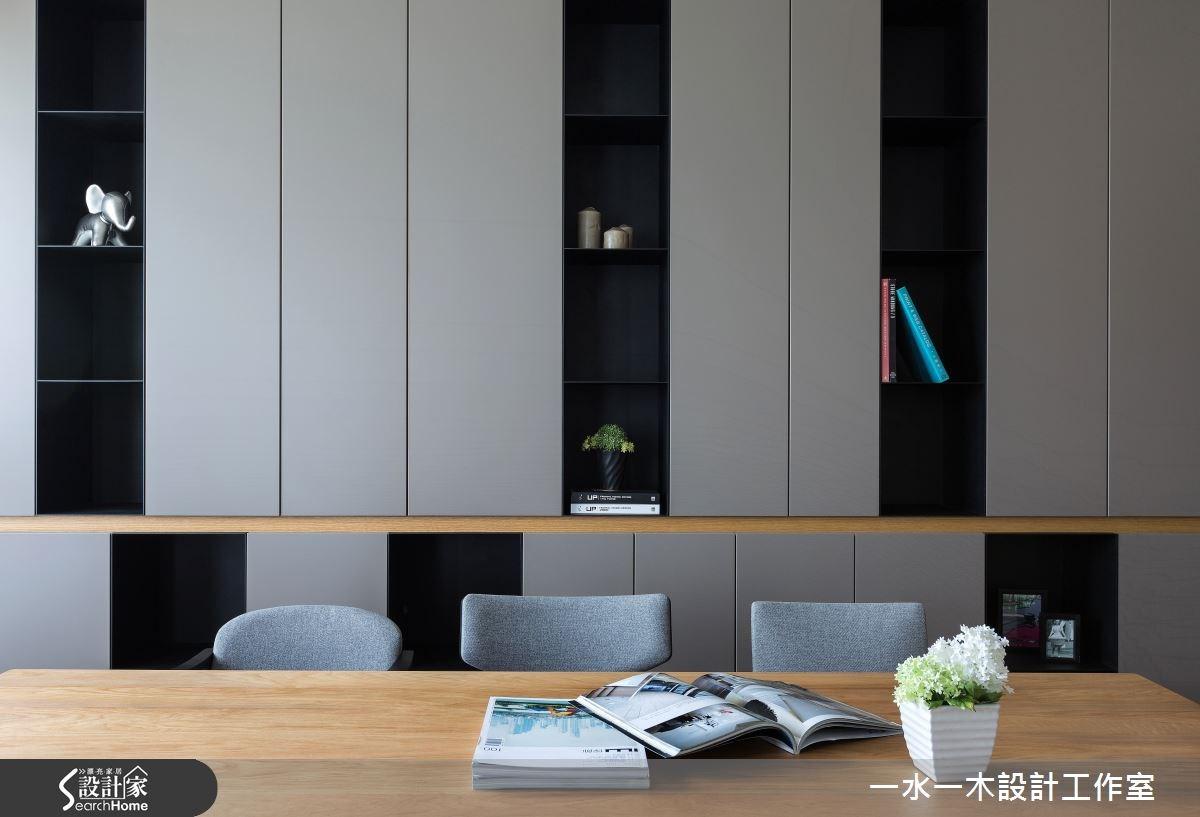 木質設計的簡約體現 讓自然舒活漫延 50 坪居家空間