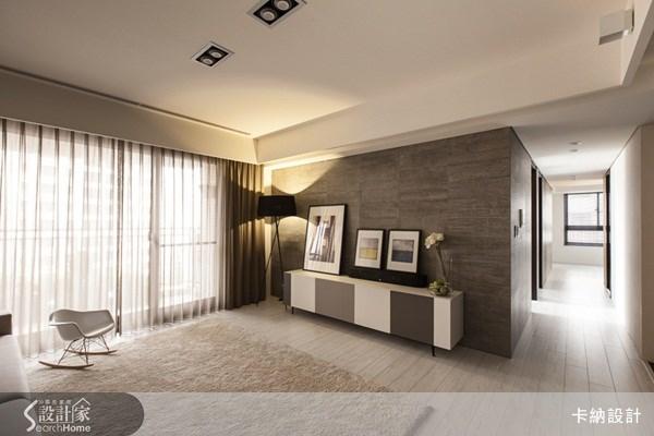 完美濃淡比例 調和 40 坪雅緻時尚居宅