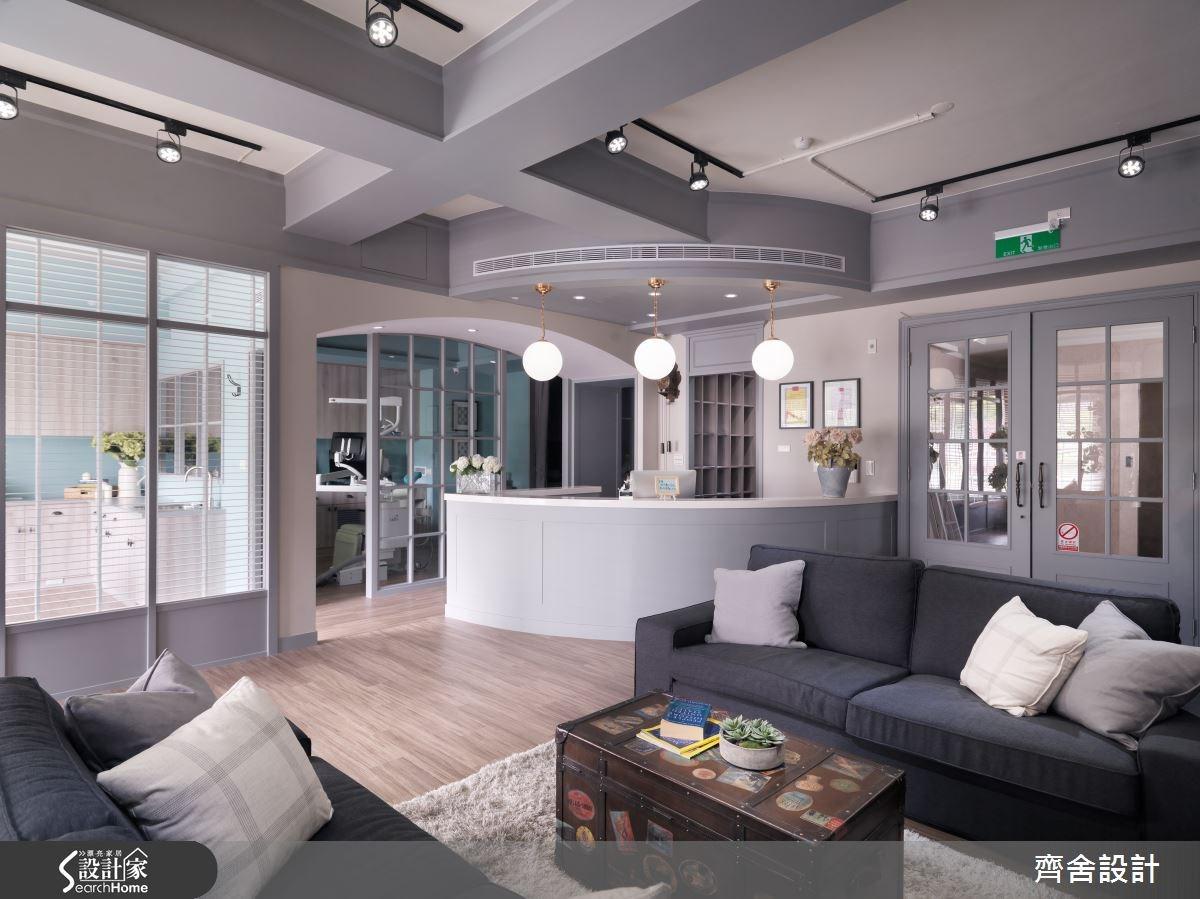 注入陽光和清新綠意 像家一樣舒適的牙醫診所 !