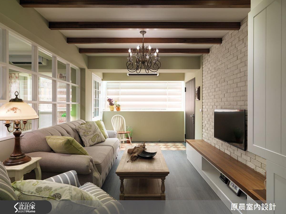 改變 26 坪老屋體質 讓空間還原明亮好印象