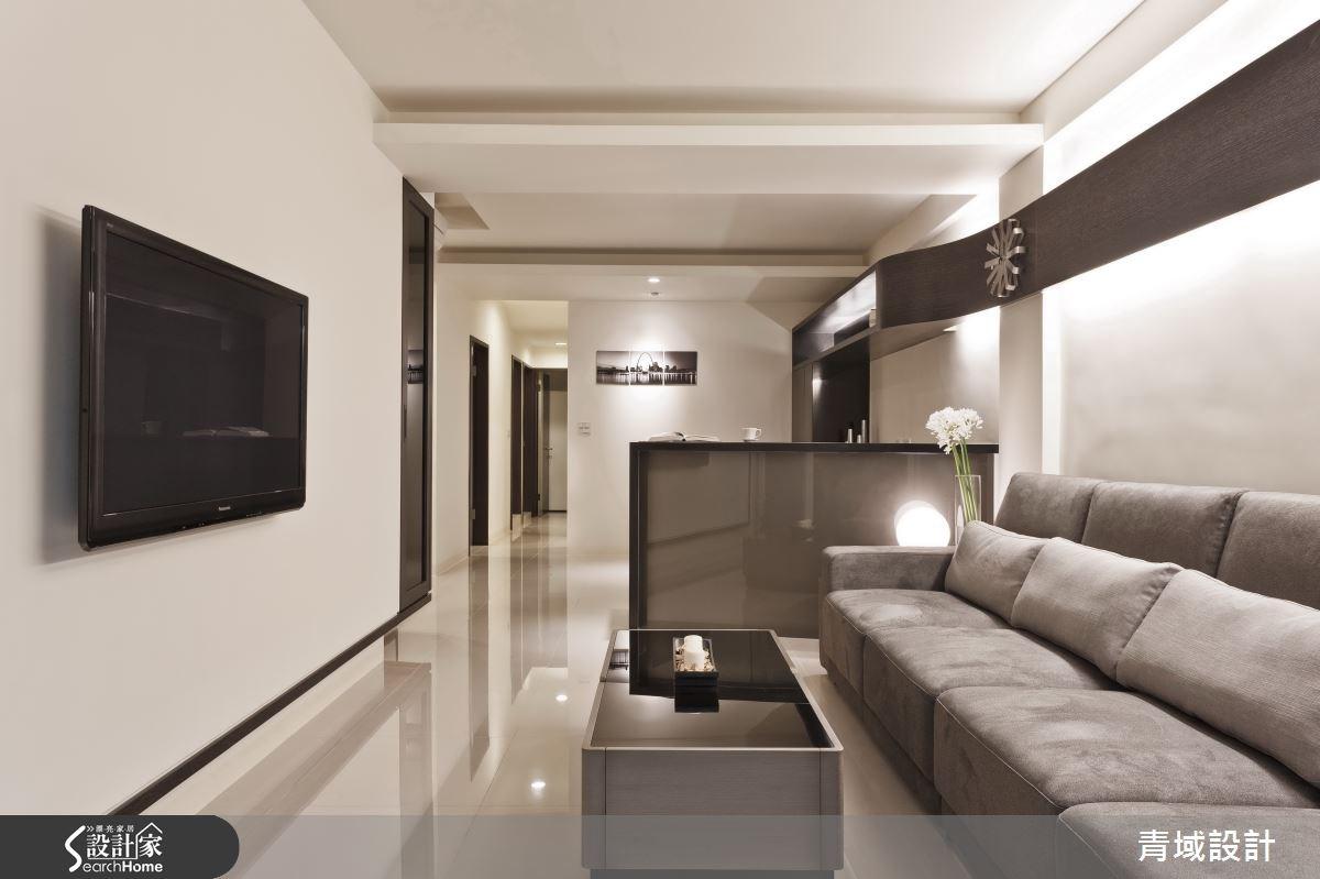 用棕色緞帶包裝的黑白居家 是一家三口的美好禮物!