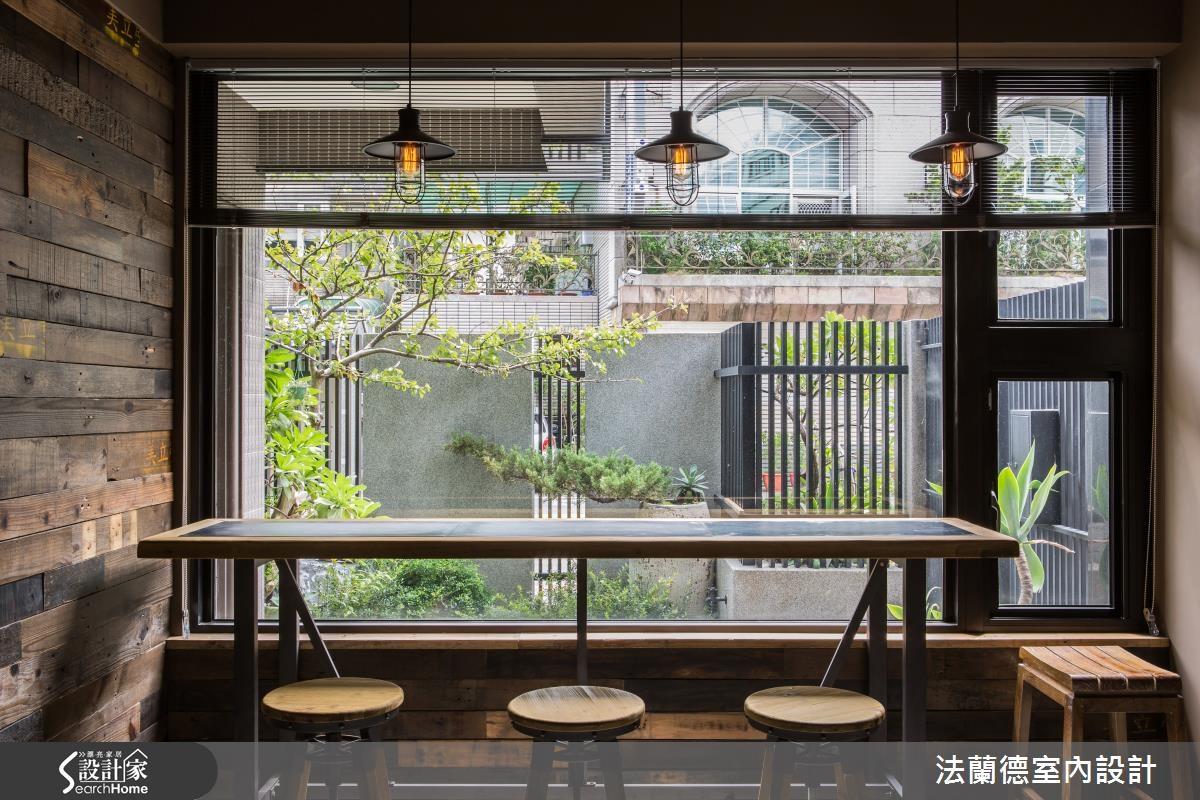克紹箕裘的西式品味 讓 Loft 風打造復古工藝居家
