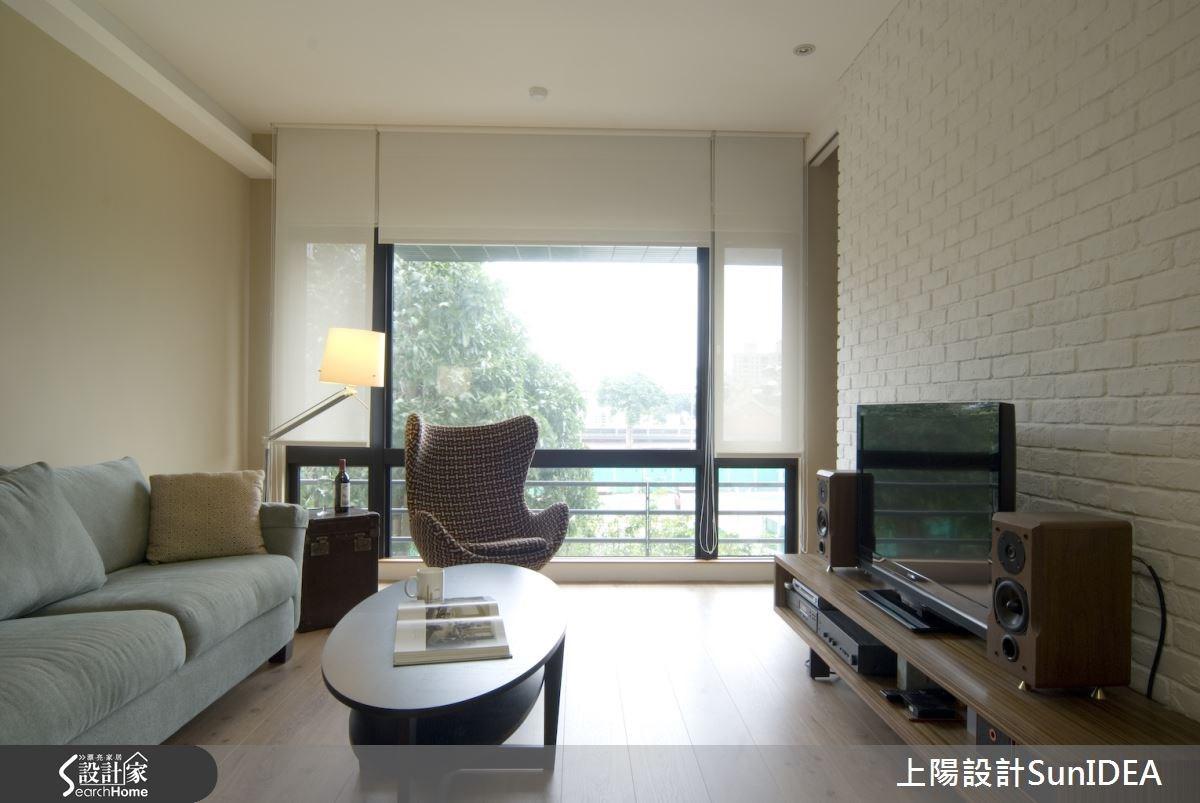 一探好牆的空間設計  37 坪北歐宅讓你戀上家