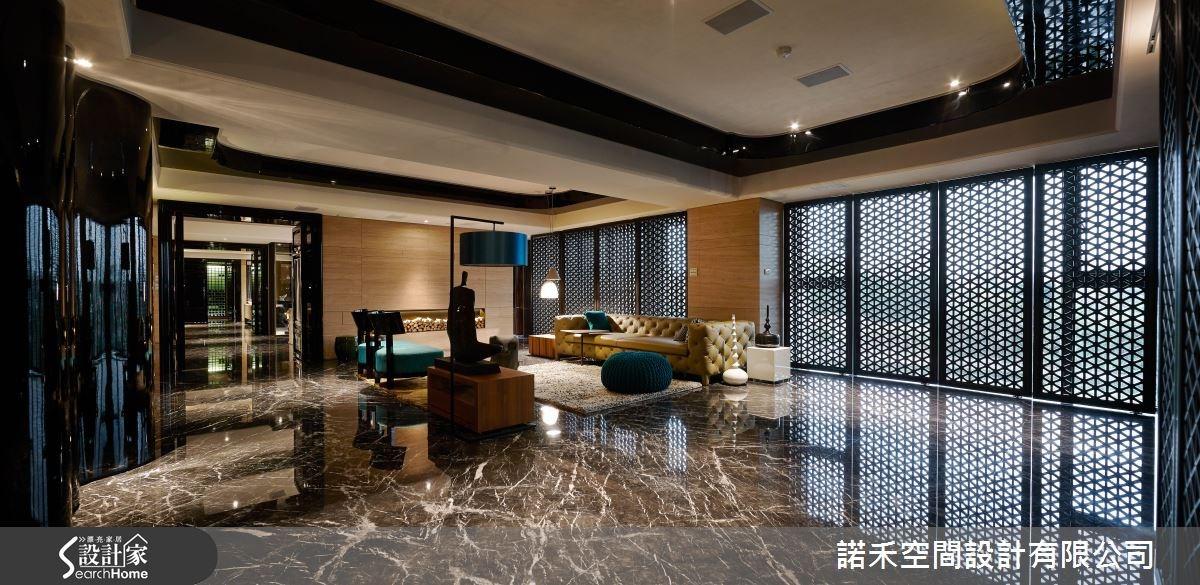 新東方風潮! 250坪大宅結合人文與藝術之美
