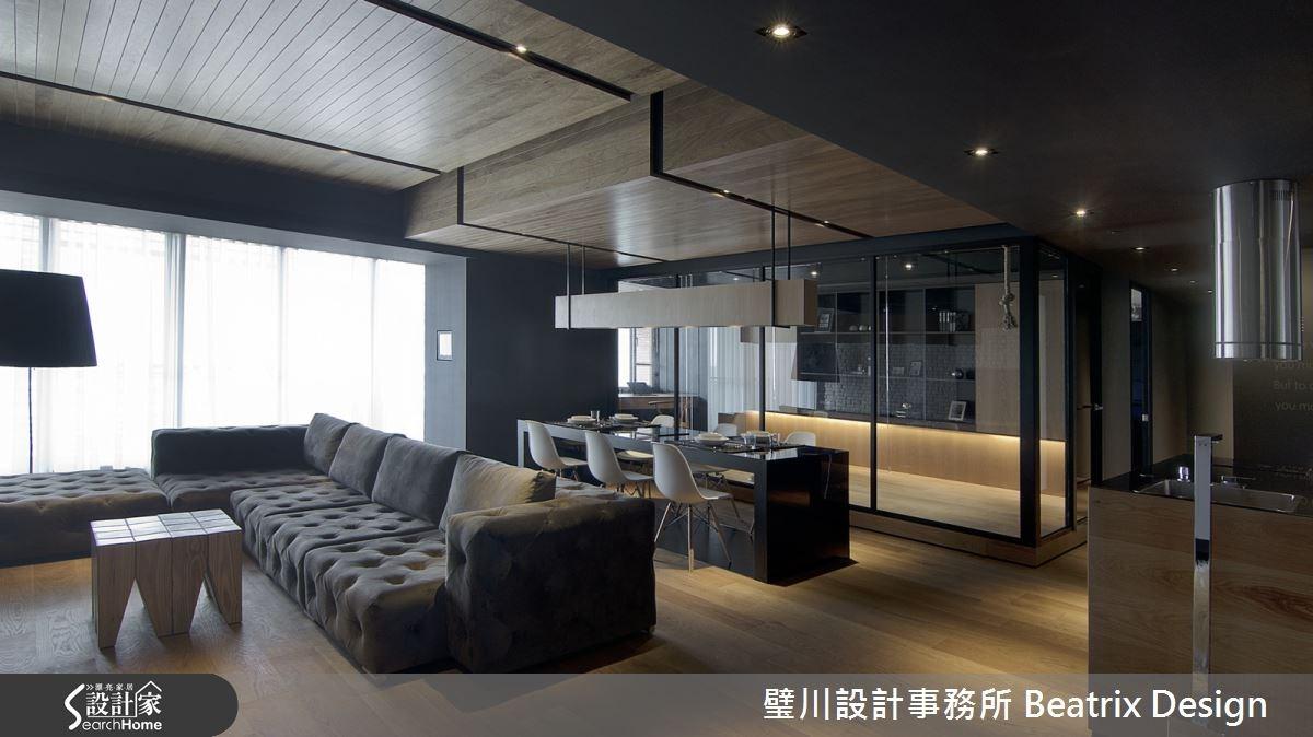 媲美世界級藝術酒店 開啟 50 坪都會宅邸的洗鍊對話