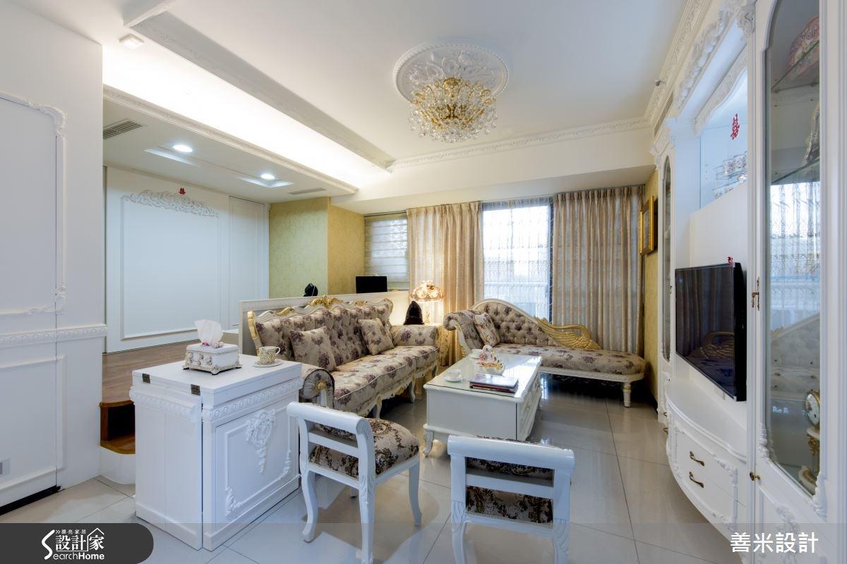 裝修超精省!百萬以下坐擁歐式新古典小豪宅