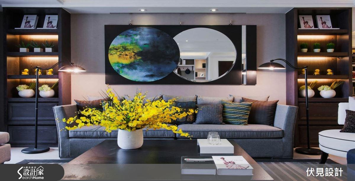 50 坪優雅美式居家 貼近你心的完美設計!