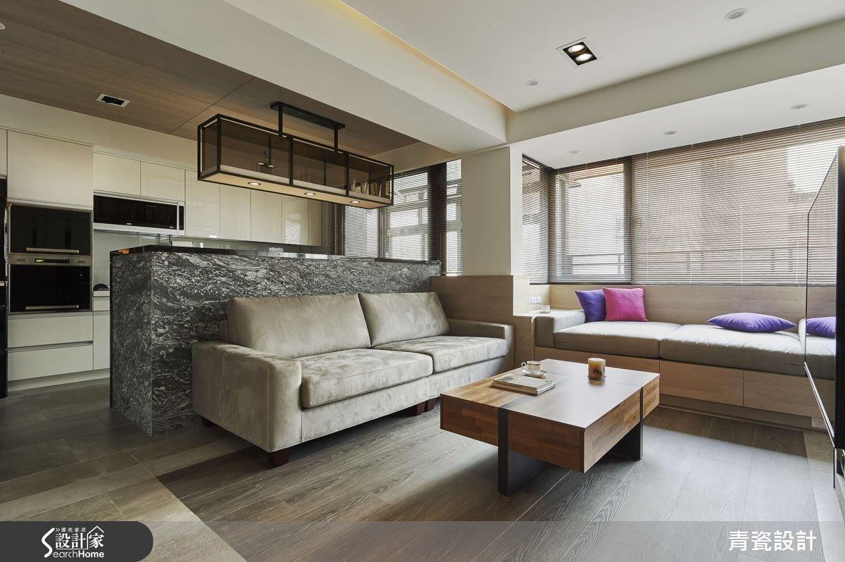老屋潛力再生 打造一家人都滿意的時尚好宅