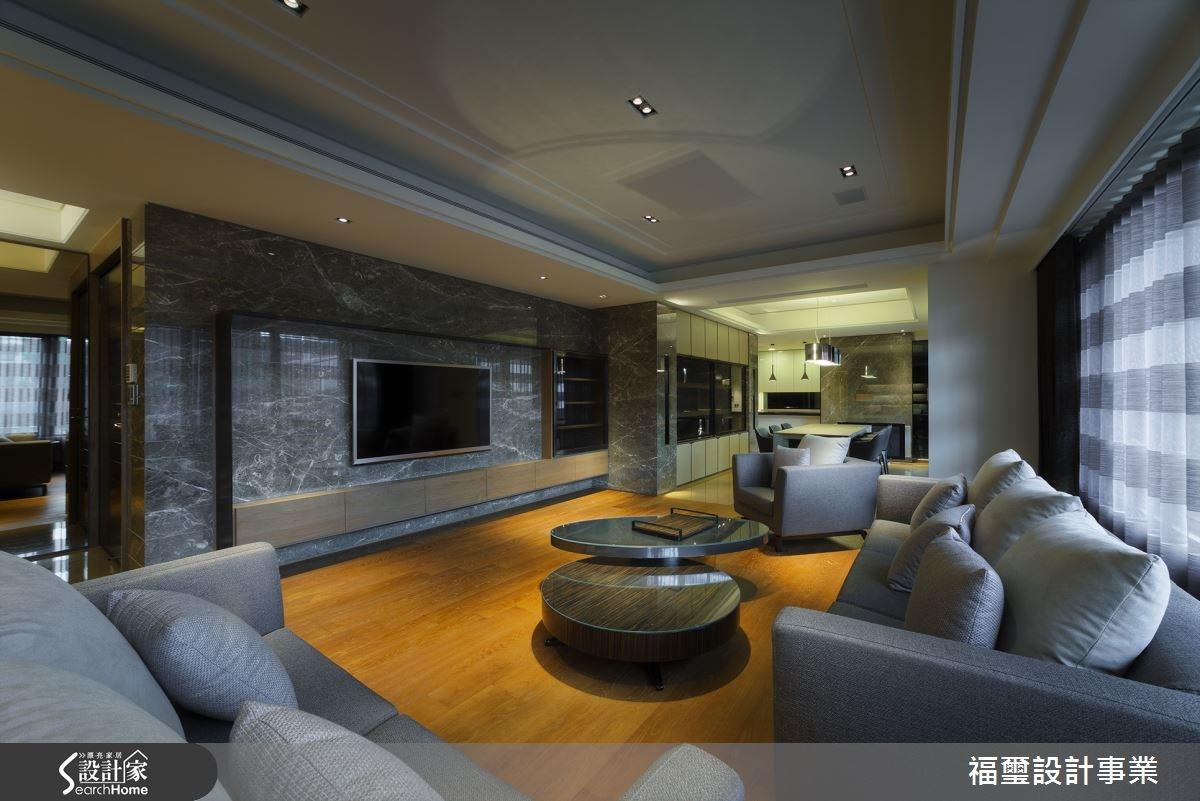 65 坪雍容大器豪邸 感受大理石的沉穩魅力!
