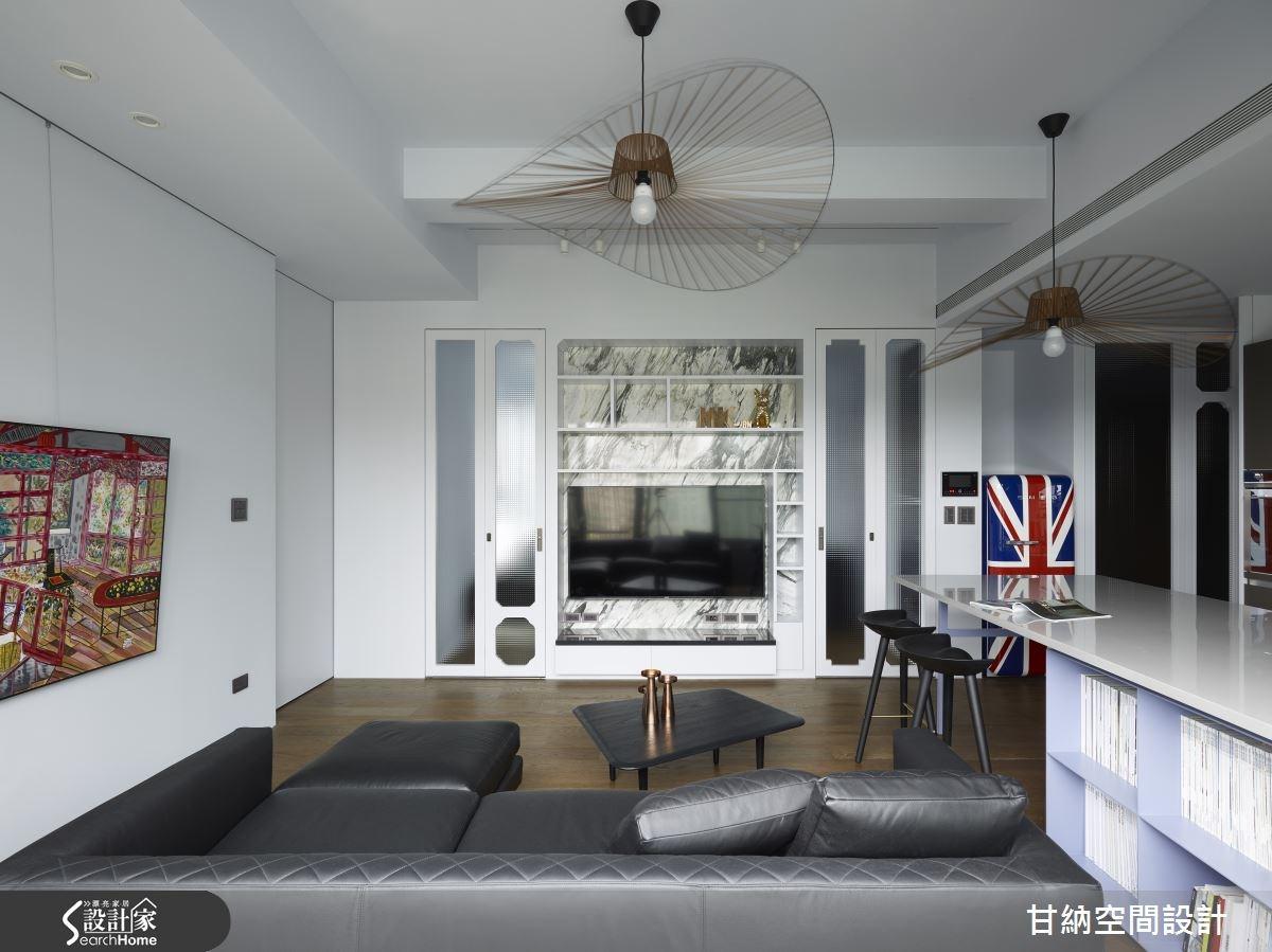 延伸兒時純樸記憶 現代感 X 東方味的混搭美寓