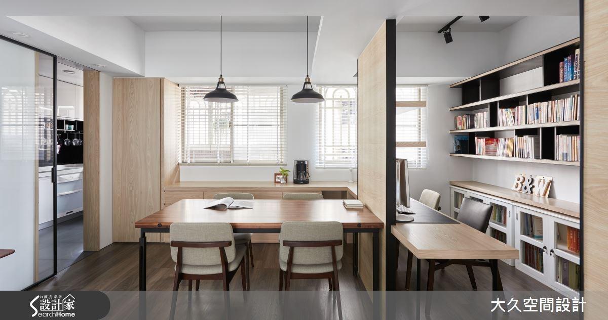 顏值破表小清新! 22.8 坪簡約宅的淨白清新貌