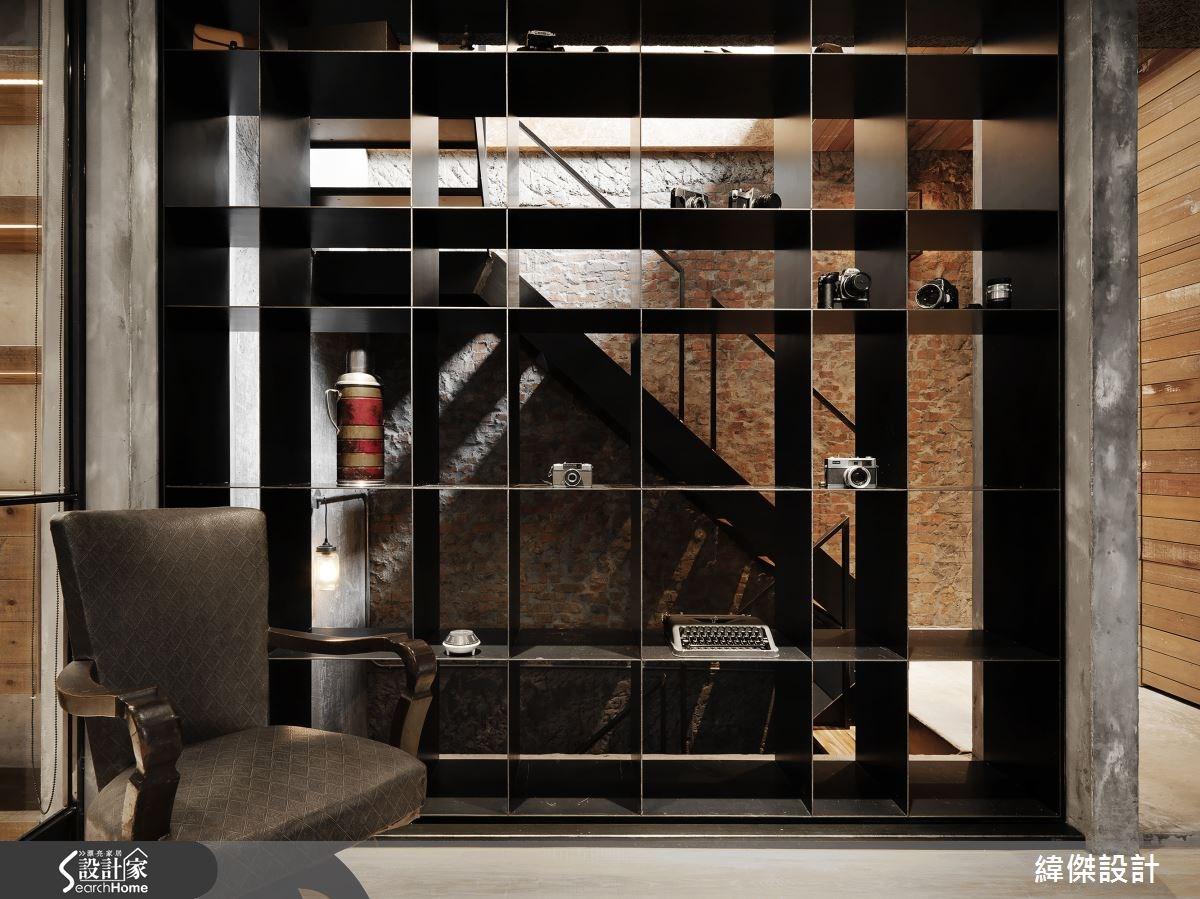 穿梭復古與時尚  勾勒空間的 Loft Style 魅力