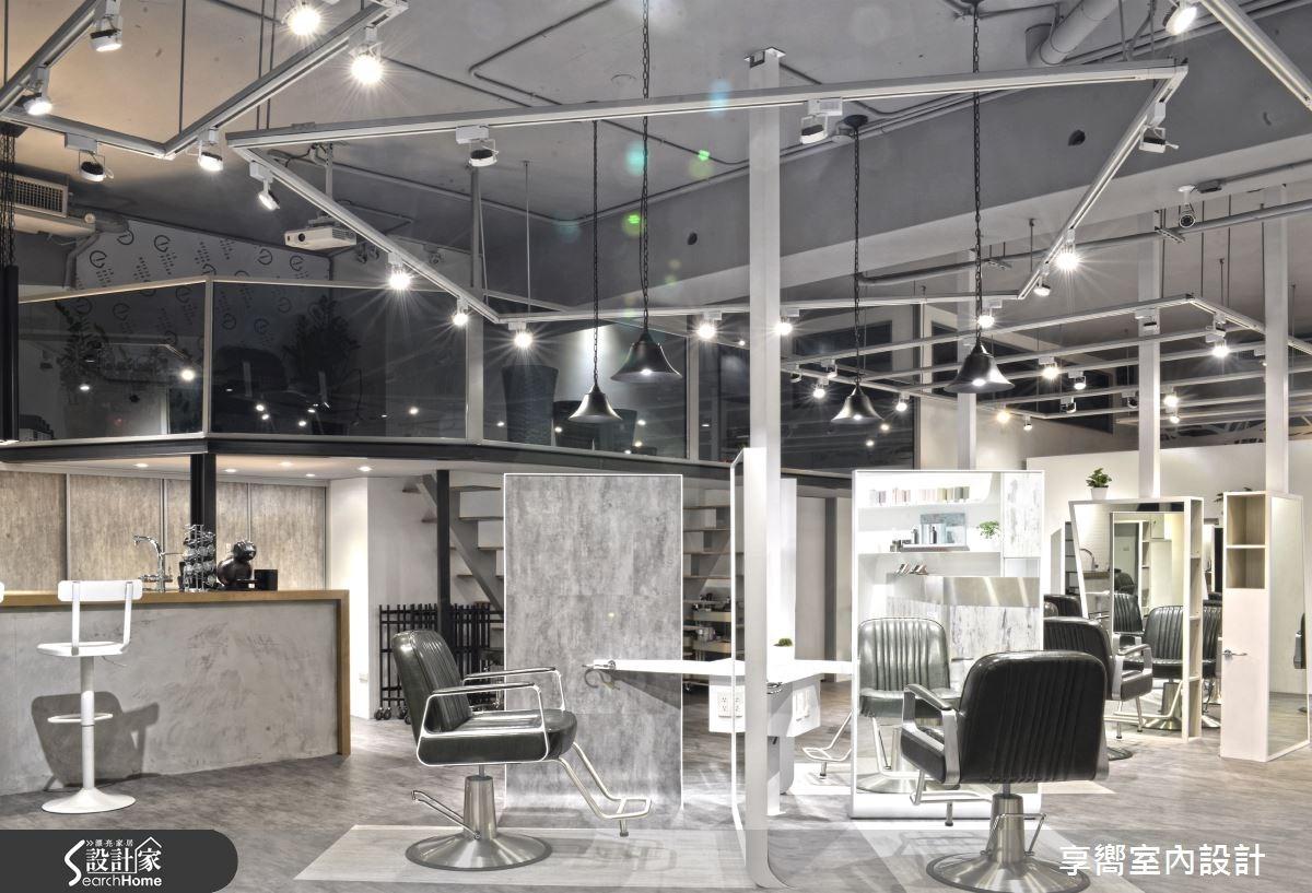 歡迎來到幾何迷離世界 開啟髮型的藝術性展演