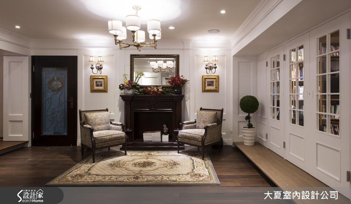當現代遇上新古典 激發出富有人文底蘊的優雅辦公空間