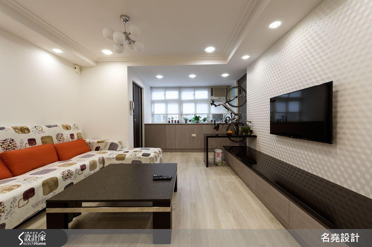 強效收納! 為跨世代家庭量身訂製 26 坪機能宅