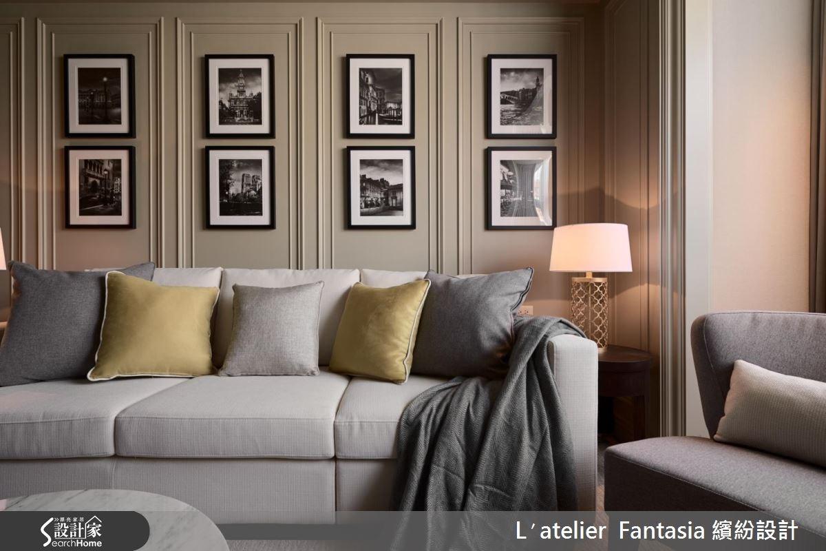 材質 X 色調的细批薄抹 成就 22 坪微型豪宅的精美絕倫