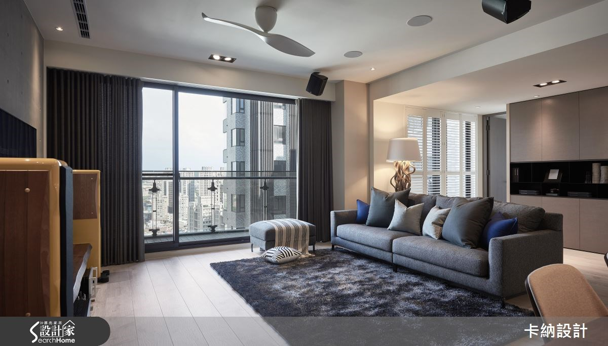有質有量 有型有款的 30 坪現代美宅