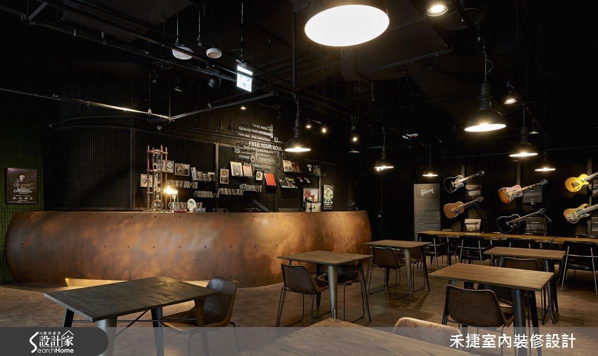 咖啡館 MIX 展演舞台 解放前衛 Loft 音樂搖滾魂!