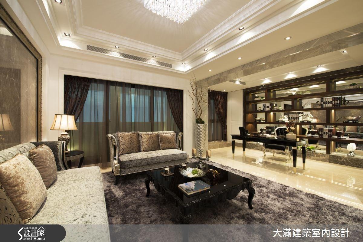 最美的安排專屬於你! 86 坪新古典大宅的華麗盛宴
