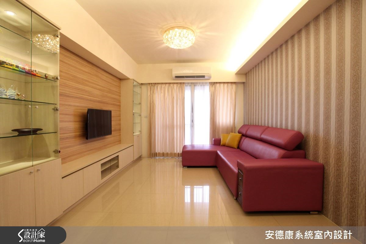 極強收納X高質感生活 盡在25坪現代風雅居