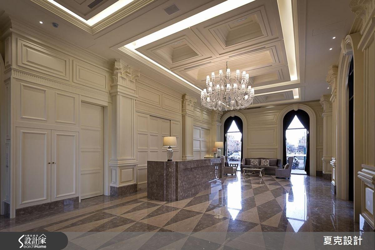 享受奢華享受美,放鬆擁有70坪大器空間的美!