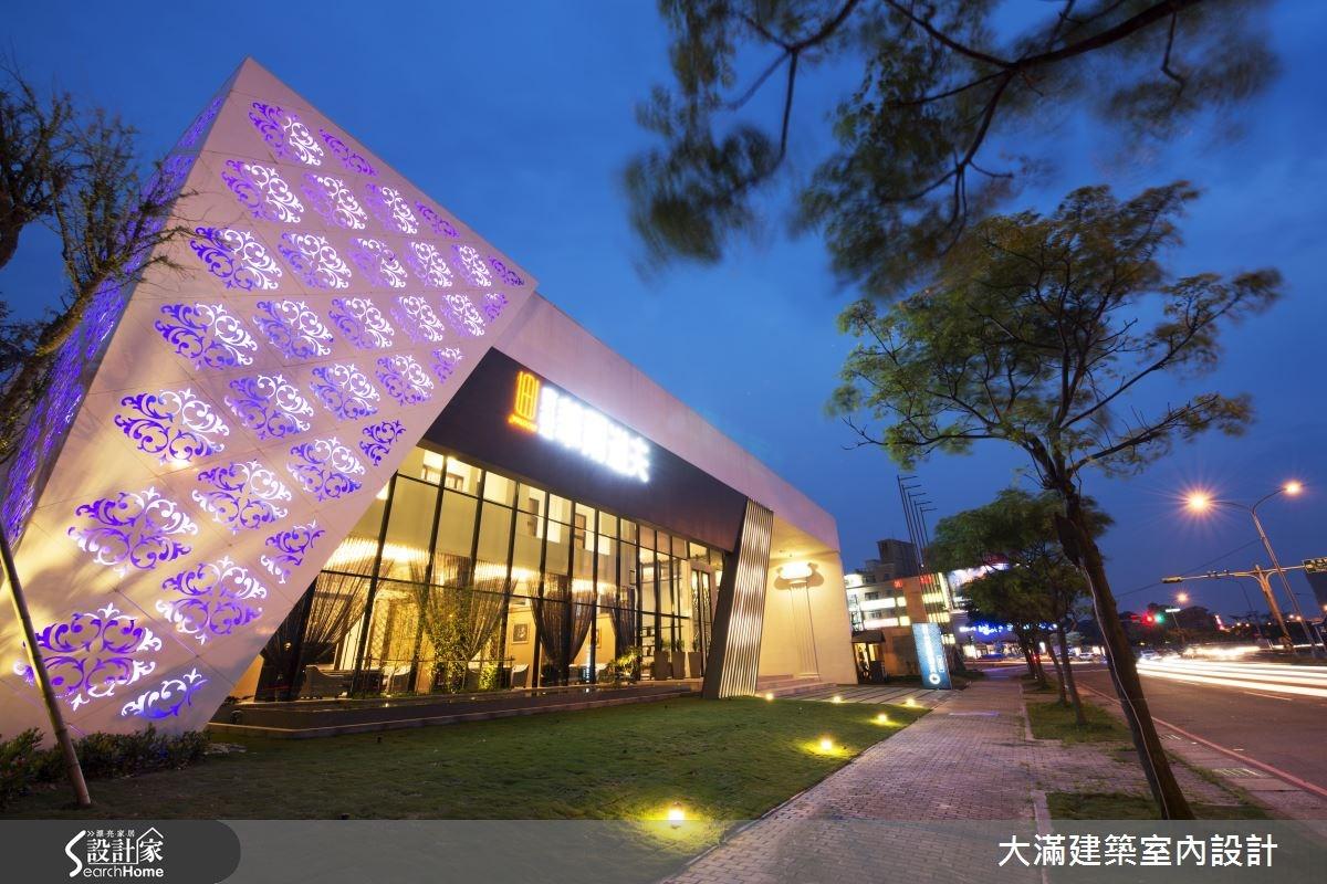 移植上海酒店風情!內外皆美的新東方風璀璨景致