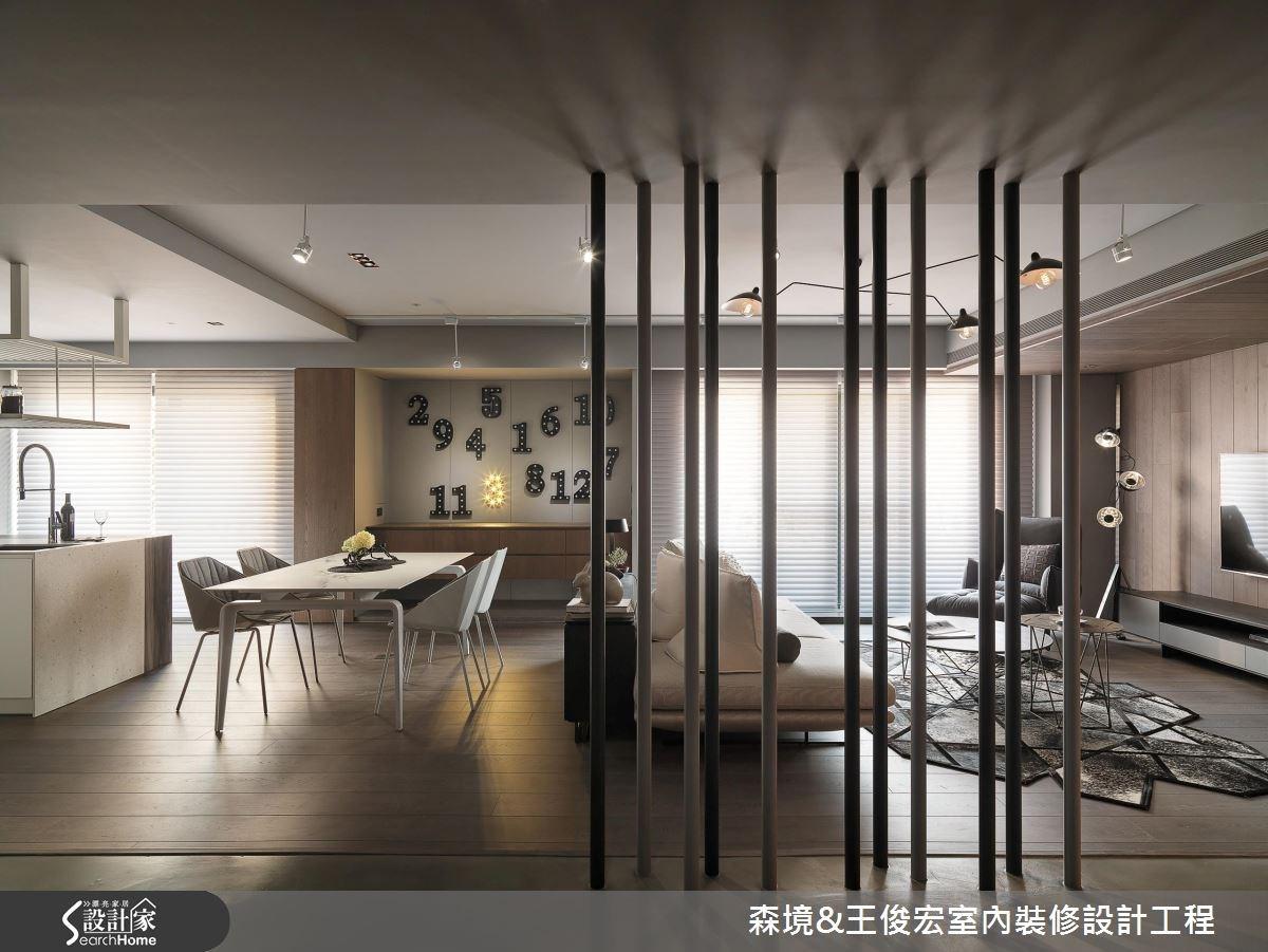 讓時間凝結的度假屋!古城裡的 50 坪香港時尚特區