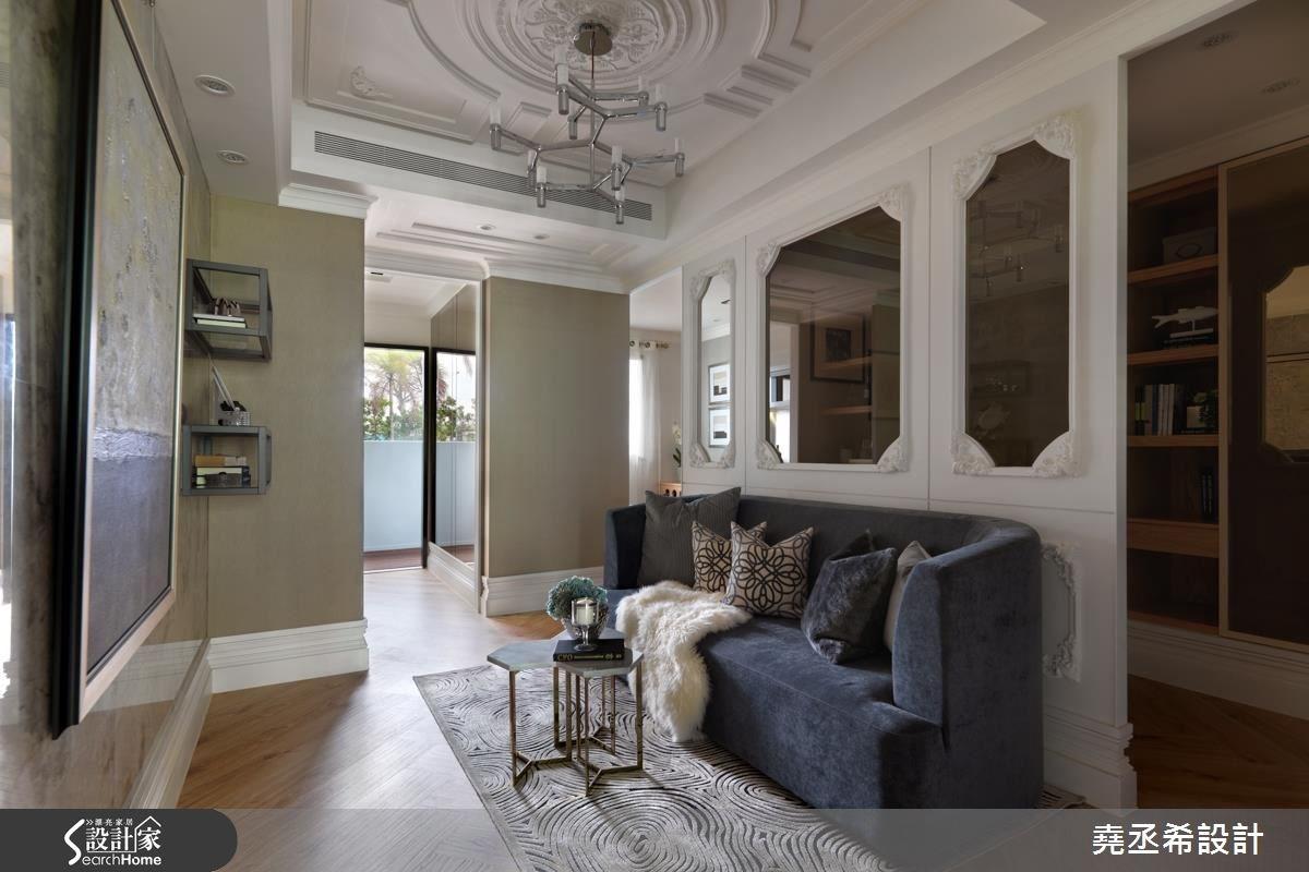 住進 11 坪新古典新婚小宅,每天都是我們的情人節!