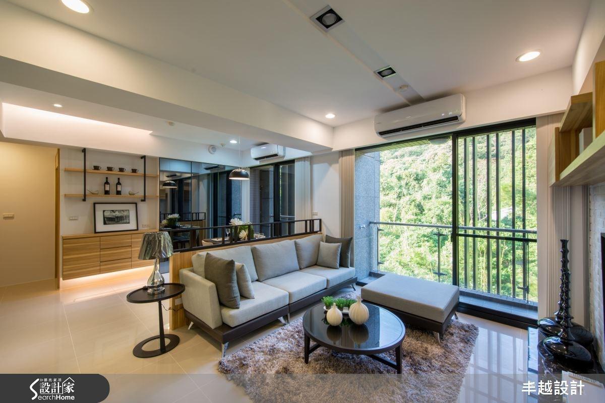 景觀就是最好的室內設計! 150 萬打造你的休閒風居家