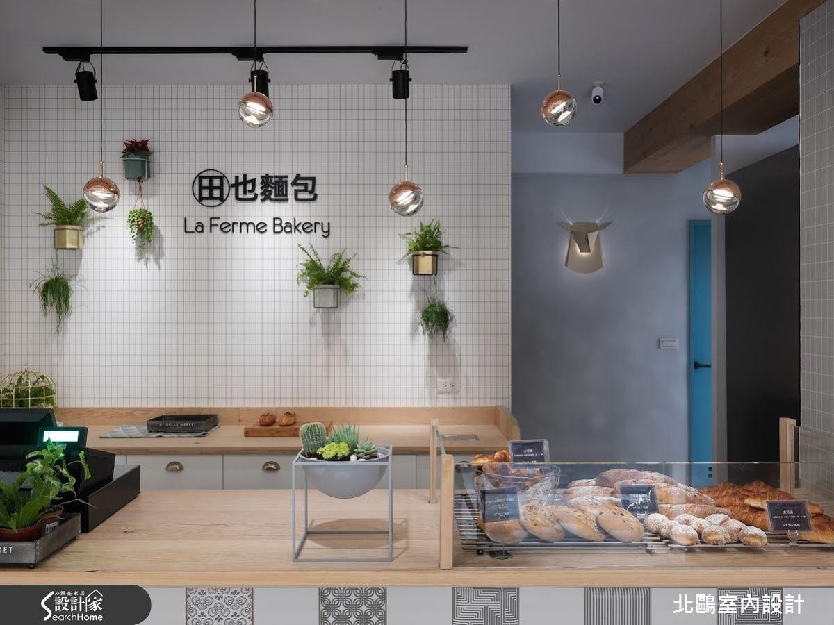 走進文青系麵包店 嘗一口剛出爐的北歐風味!