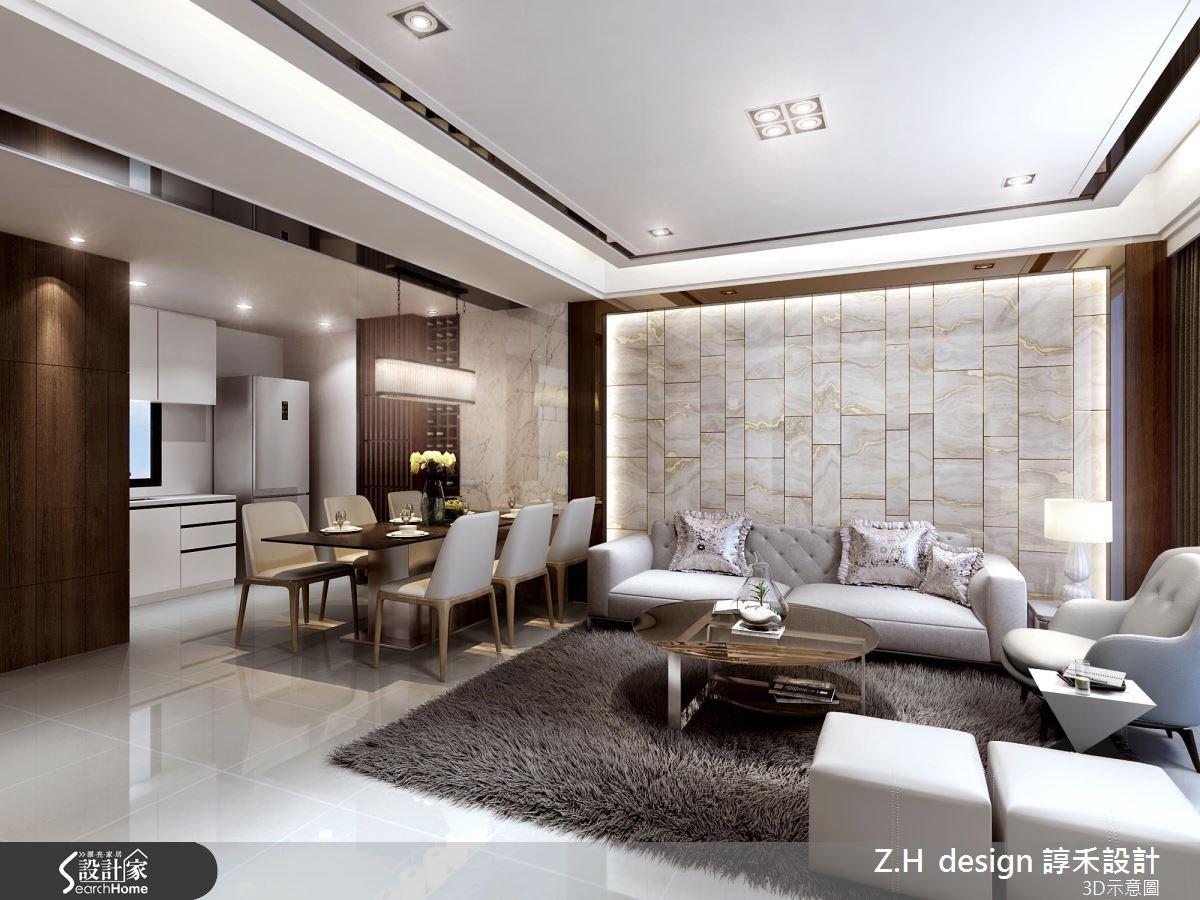 入住最優雅的家! 讓78坪現代風格盡情展演