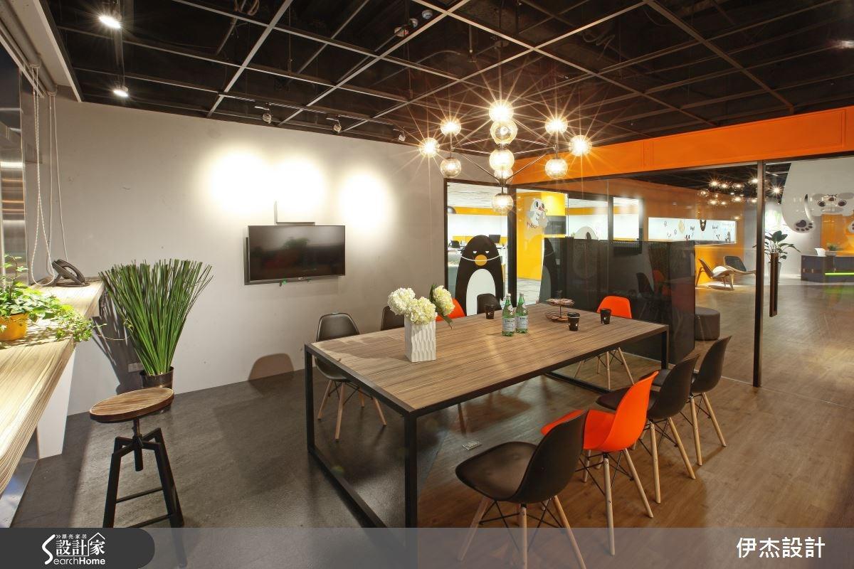 每天都樂在工作! 以創意靈感打造的新創辦公室