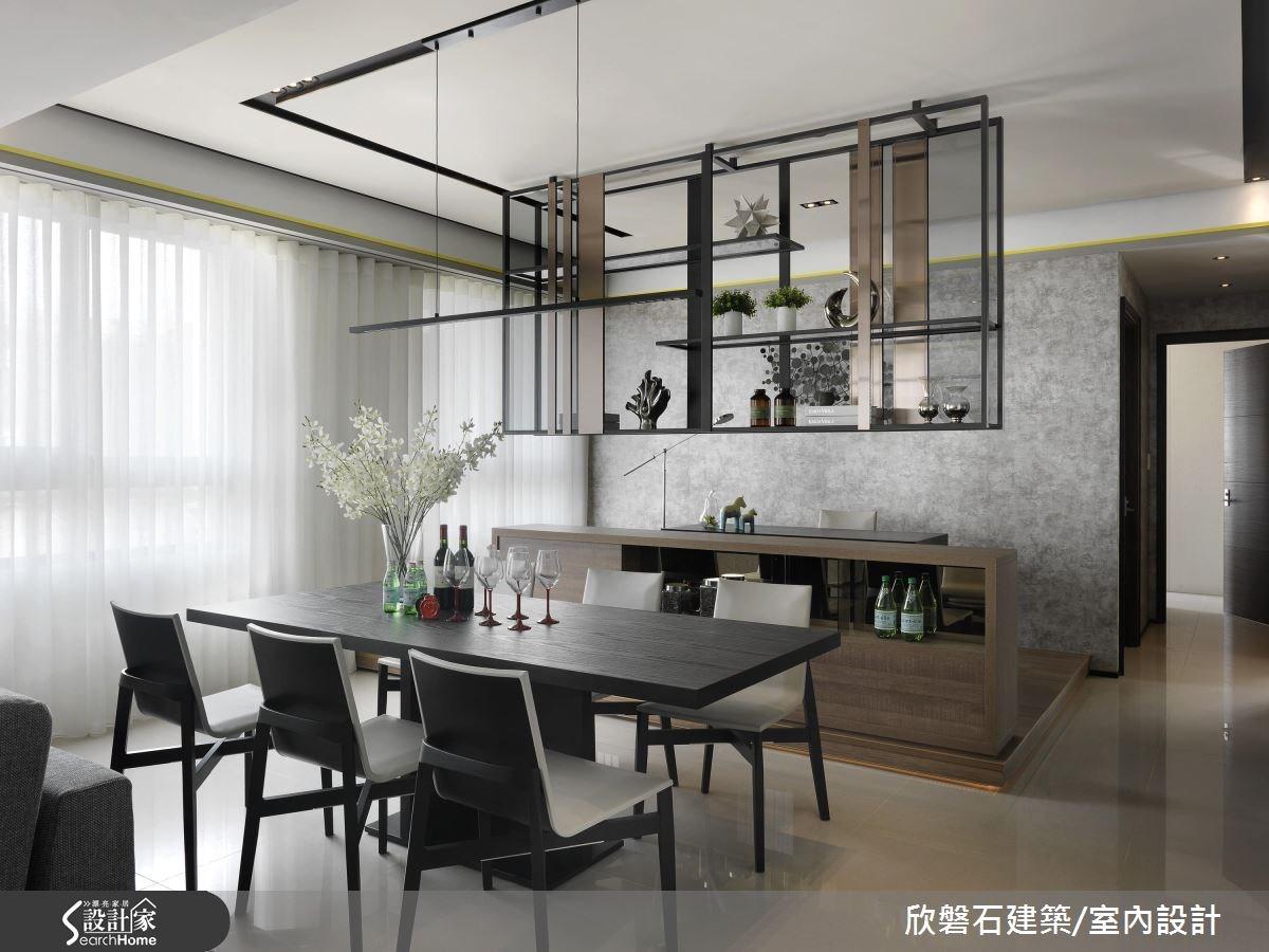 三代同堂也可以超時尚! 62 坪新世代時髦全齡宅